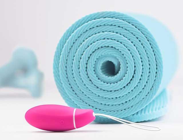Beckenboden Massage