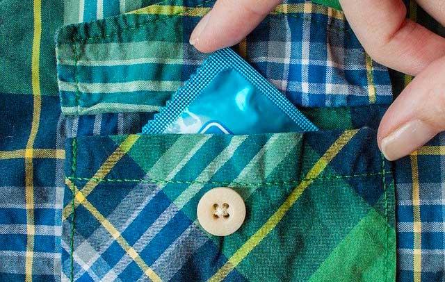 Kondom für Herren für alle Gelegenheiten