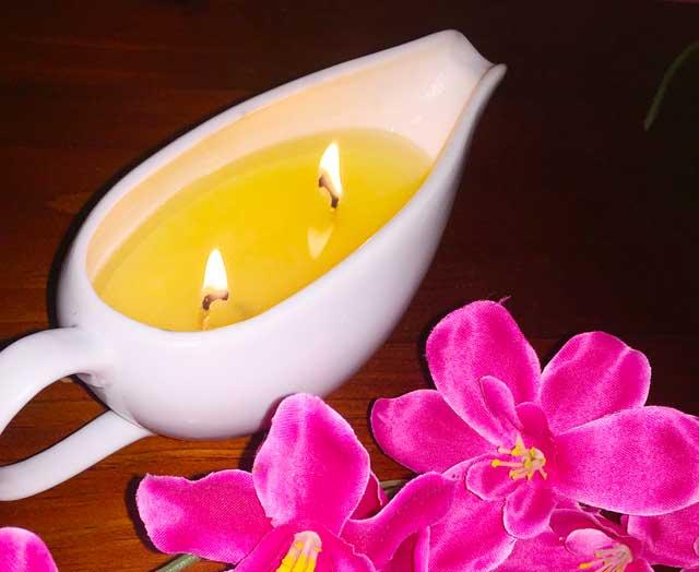 Massagekerze - flüssig
