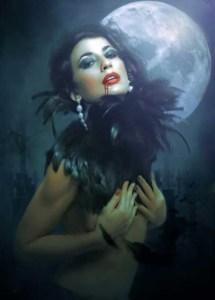 Sex-Bücher wie erotische Vampiregeschichten sind im Trend