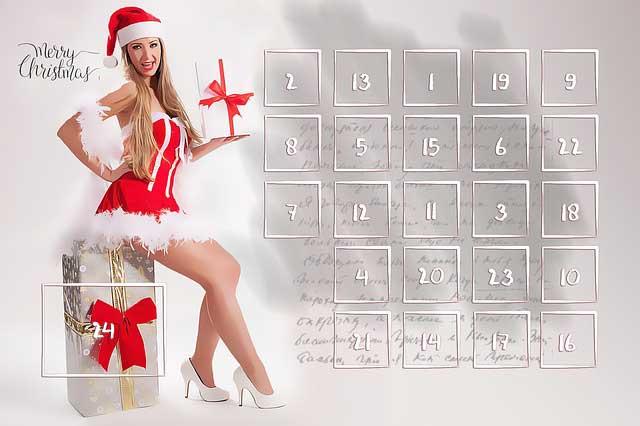 Erotischer Advendkalender - versüsst die Nächte bis Weihnachten