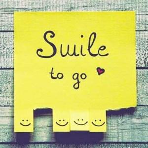 Smile to go gegen Herzschmerz