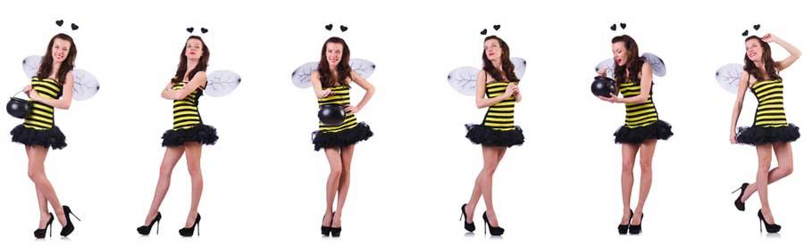 Bienenkostüm © depositphotos.com