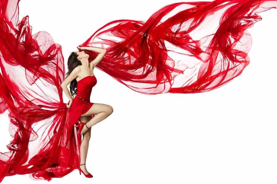 Sexy Kleid © depositphotos.com