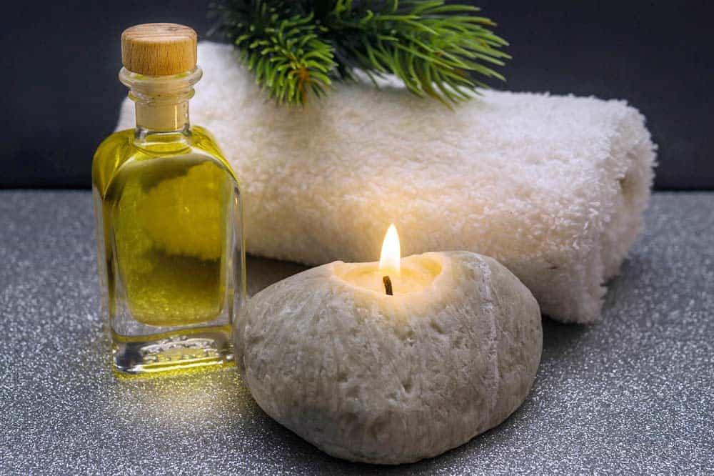 Massage Kerze